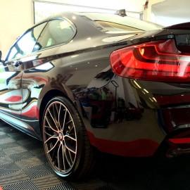 Préparation «VN» sur cette BMW M235i