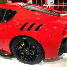 Mise en beauté Ferrari F12 TDF
