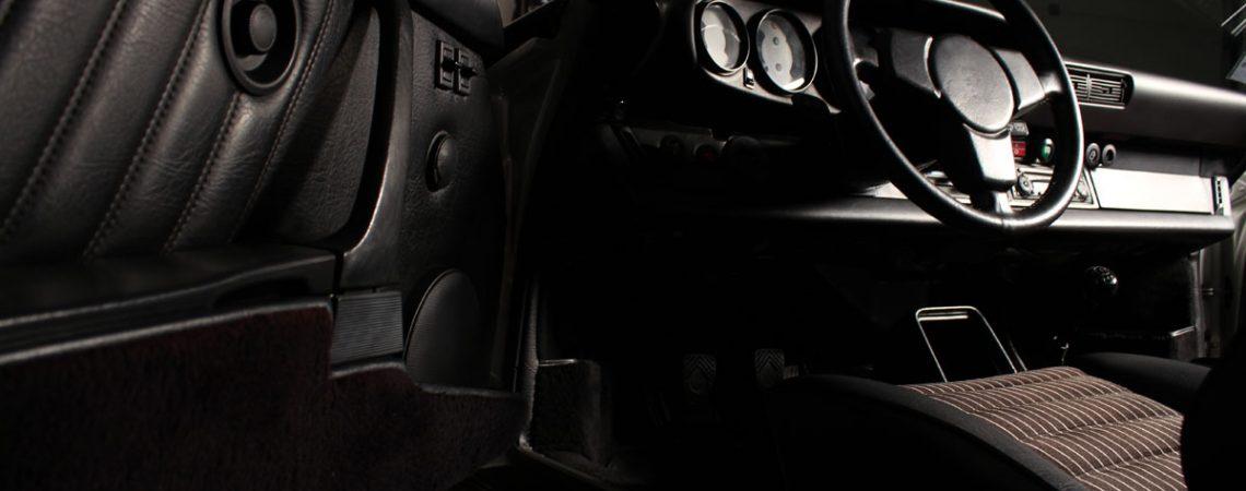 MANIAC AUTO Detailing-911 Carrera 3.0