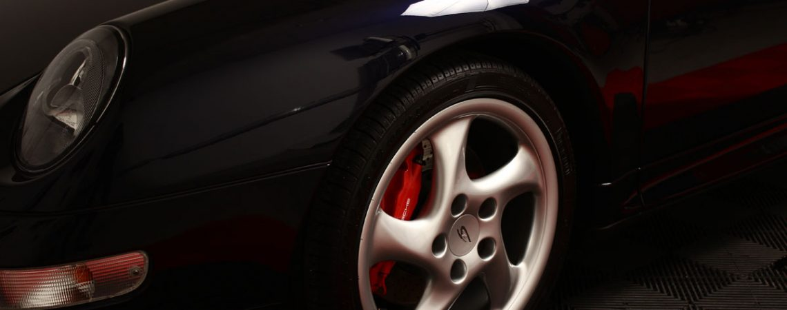MANIAC AUTO Detailing-Porsche 993 4S