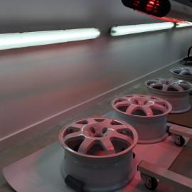 Traitement céramique jantes Circuit