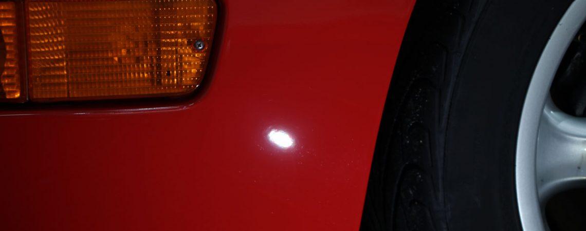 MA Detailing-Porsche 964 Cab