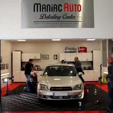 Detailing Academy 07/10 pour MANIAC-AUTO