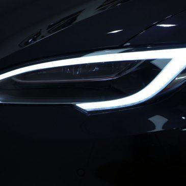 TESLA Model S Gris Nuit (céramique)